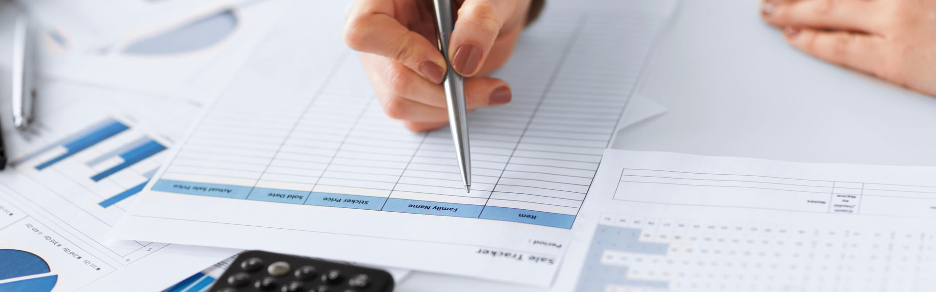 Accounting and Bookkeeping services image